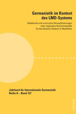 Germanistik im Kontext des LMD-Systems von Ahouli,  Akila