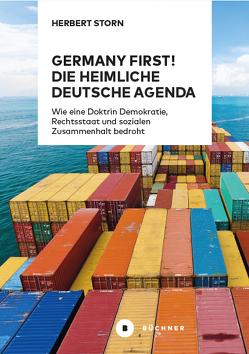 Germany first! Die heimliche deutsche Agenda von Storn,  Herbert