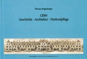 Gern – Geschichte -Architektur -Denk malpflege von Steigenberger,  Thomas