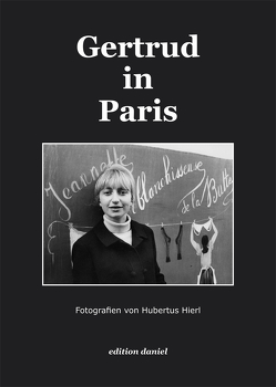 Gertrud in Paris von Hierl,  Hubertus