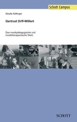 Gertrud Orff-Willert von Köllinger,  Sibylle