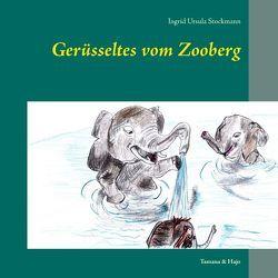 Gerüsseltes vom Zooberg von Stockmann,  Ingrid Ursula