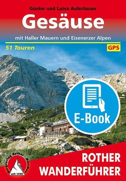 Gesäuse (E-Book) von Auferbauer,  Günter, Auferbauer,  Luise