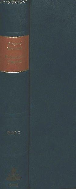 Gesammelte Schriften von 1795-1842- Band 1: Geistliche Lieder- Band 2: Weltliche Lieder von Brentano,  Clemens