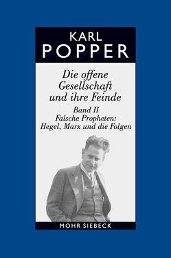 Gesammelte Werke von Kiesewetter,  Hubert, Popper,  Karl R.