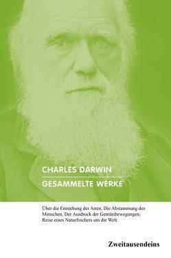 Gesammelte Werke von Darwin,  Charles