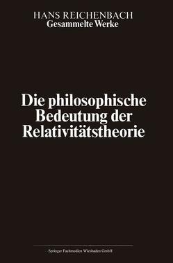 Gesammelte Werke in 9 Bänden von Kamlah,  Andreas, Reichenbach,  Hans, Reichenbach,  Maria