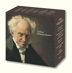Gesammelte Werke in zehn Bänden in Kassette von Schopenhauer,  Arthur