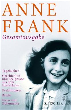 Gesamtausgabe von Frank,  Anne, Pressler,  Mirjam