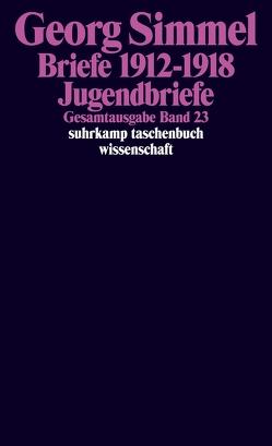 Gesamtausgabe in 24 Bänden von Rammstedt,  Angela, Rammstedt,  Otthein, Simmel,  Georg