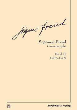 Gesamtausgabe (SFG), Band 11 von Freud,  Sigmund, Tögel,  Christfried