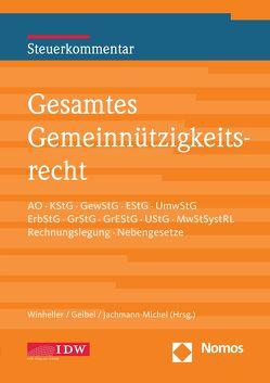 Gesamtes Gemeinnützigkeitsrecht, 2. Auflage