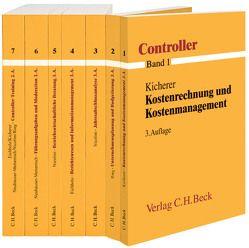Controller Gesamtwerk zur 3. Auflage in 7 Bänden