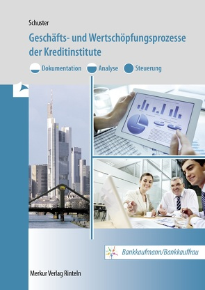 Geschäfts- und Wertschöpfungsprozesse der Kreditinstitute von Schuster,  Dietmar