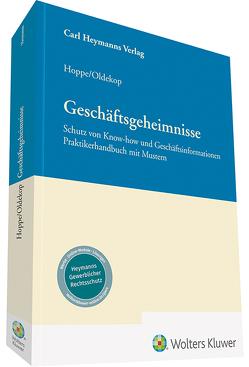 Geschäftsgeheimnisse von Hoppe,  Daniel, Oldekop,  Axel