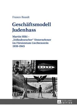 Geschäftsmodell Judenhass von Ruault,  Franco