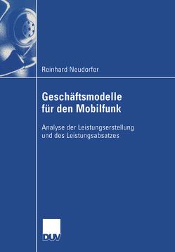 Geschäftsmodelle für den Mobilfunk von Neudorfer,  Reinhard