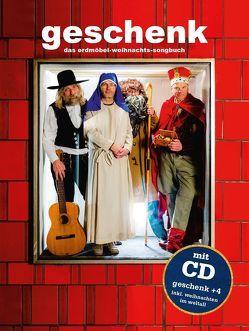 Geschenk: Das Erdmöbel-Weihnachts-Songbuch mit CD von Bosworth Music, Erdmöbel