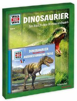 Geschenk-Set Dinosaurier von Baur,  Manfred