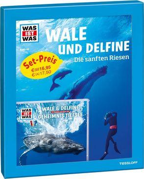 Geschenk-Set Wale und Delfine von Baur,  Dr. Manfred