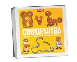 Geschenkbox mit Buch: COOKIE SUTRA