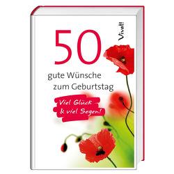 Geschenkbuch »50 gute Wünsche zum Geburtstag« von Bauch,  Volker