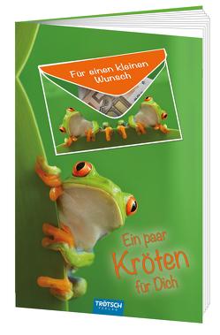 """Geschenkbuch """"Ein paar Kröten"""""""