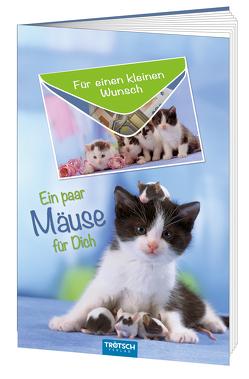 """Geschenkbuch """"Ein paar Mäuse"""""""