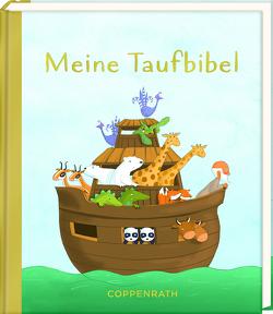 Geschenkbuch – Meine Taufbibel von Amoit,  Karine-Marie, Brunelet,  Madeleine