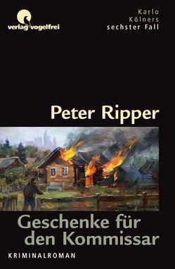 Geschenke für den Kommissar von Ripper,  Peter