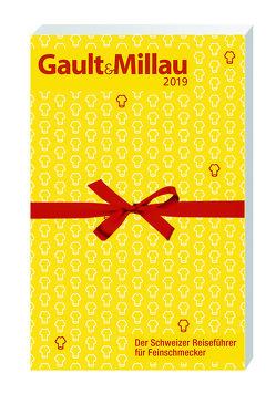 Geschenkedition GaultMillau Guide Schweiz 2019 von Heller,  Urs
