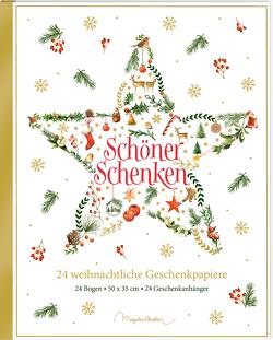 Geschenkpapier-Buch – Schöner schenken von Bastin,  Marjolein