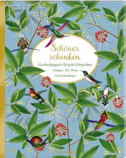 Geschenkpapier-Buch – Schöner schenken (Edition B. Behr) von Behr,  Barbara