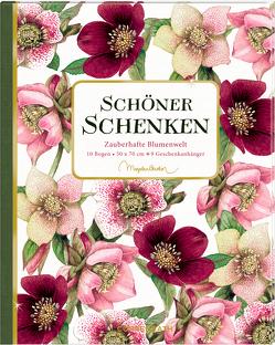 Geschenkpapier-Buch – Schöner schenken (M. Bastin) von Bastin,  Marjolein