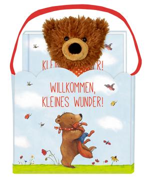 Geschenkset – BabyBär – Willkommen, kleines Wunder! von Reider,  Katja, Wilson,  Henrike