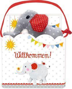 Geschenkset – BabyGlück – Willkommen von Mußenbrock,  Anne