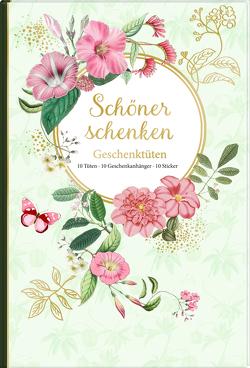 Geschenktüten-Buch – Schöner schenken (Edition Behr) von Behr,  Barbara
