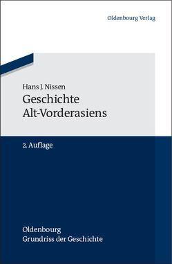 Geschichte Alt-Vorderasiens von Nissen,  Hans J
