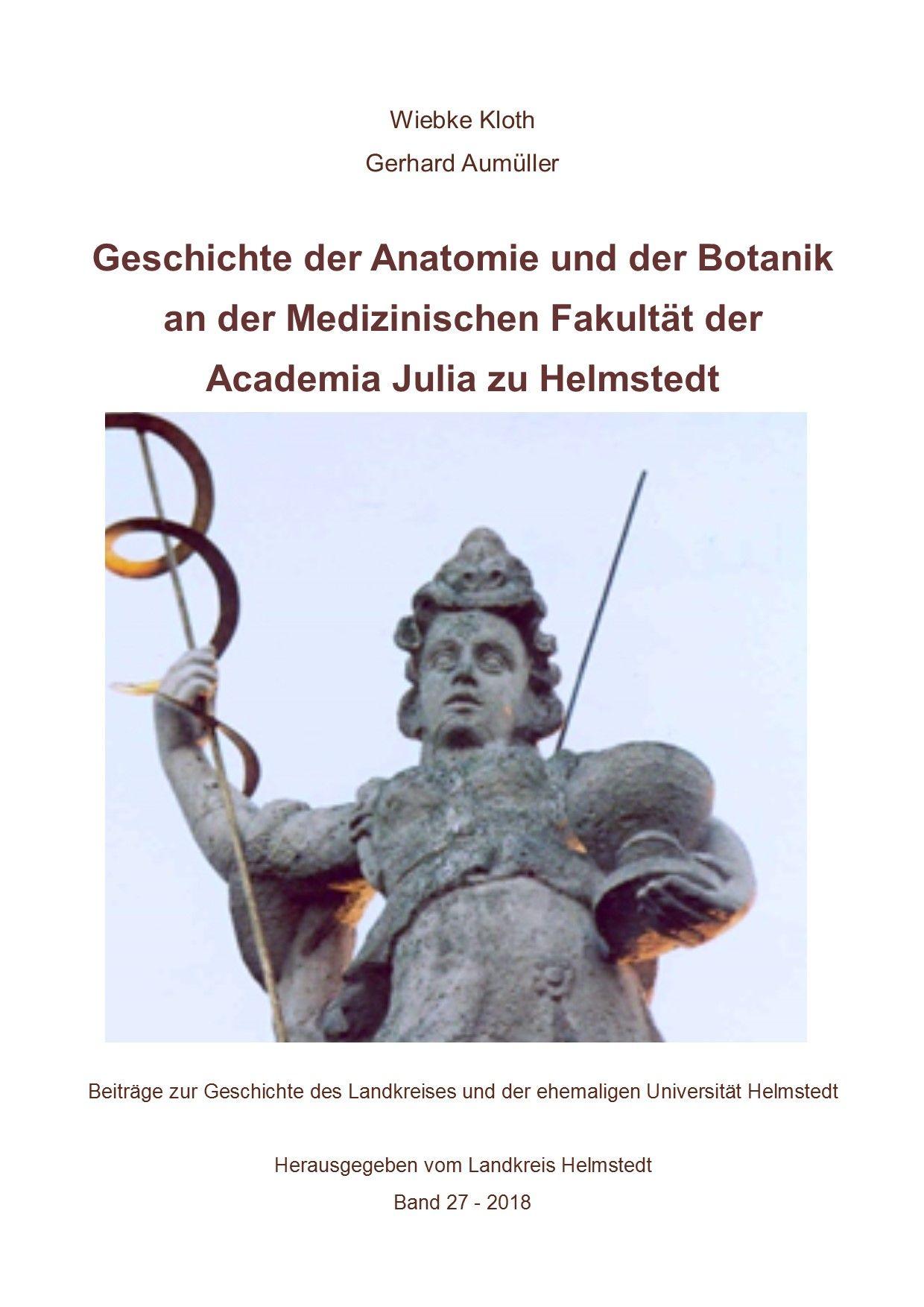 Geschichte der Anatomie und der Botanik an der Medizinischen Fakultät