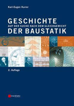 Geschichte der Baustatik von Kurrer,  Karl-Eugen