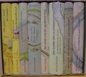 Geschichte der Deiche an Elbe und Weser von Ehrhardt,  Michael, Fischer,  Norbert