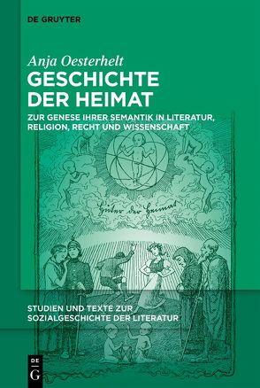 Geschichte der Heimat von Oesterhelt,  Anja