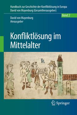 Band II Konfliktlösung im Mittelalter von von Mayenburg,  David