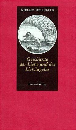 Geschichte der Liebe und des Liebäugelns von Meienberg,  Niklaus