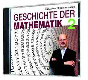 Geschichte der Mathematik 2 von Beutelspacher,  Albrecht