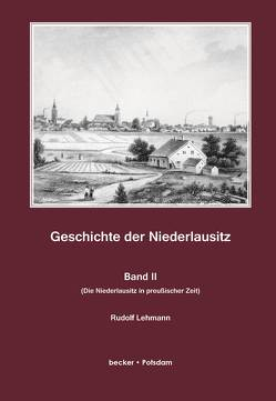 Geschichte der Niederlausitz von Lehmann,  Rudolf