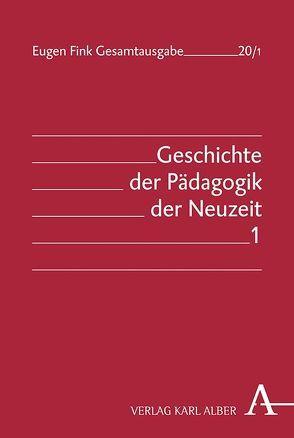 Geschichte der Pädagogik der Neuzeit von Böhmer,  Anselm, Fink,  Eugen