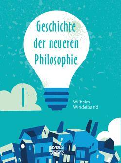 Geschichte der Philosophie von Windelband,  Wilhelm