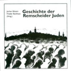 Geschichte der Remscheider Juden von Backhaus,  Frieder, Bilstein,  Jochen