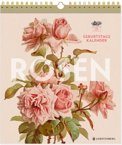 Geschichte der Rose Geburtstagskalender